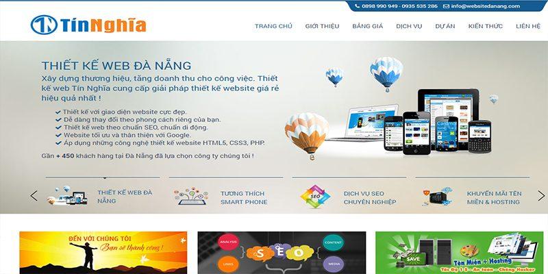 Công ty thiết kế website Đà Nẵng