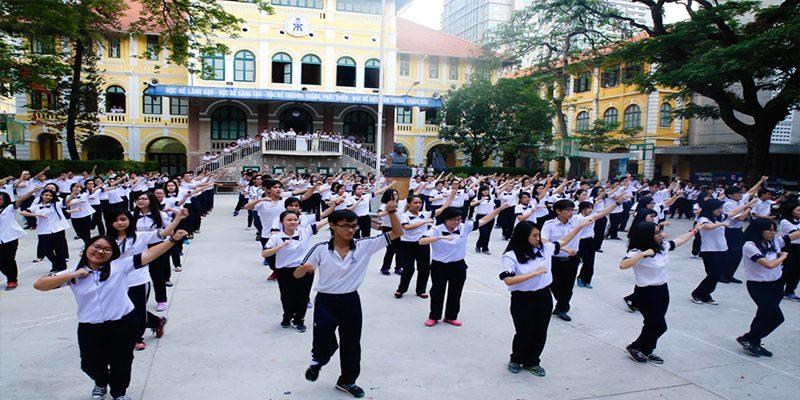 Trường THPT Chuyên Trần Đại Nghĩa