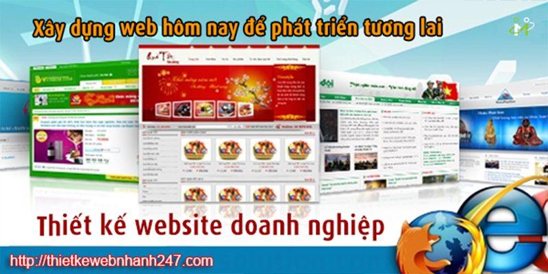 Công ty thiết kế website nhanh