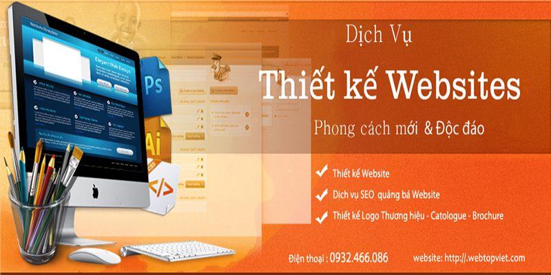 Công ty thiết kế web Đà Nẵng webtopviet