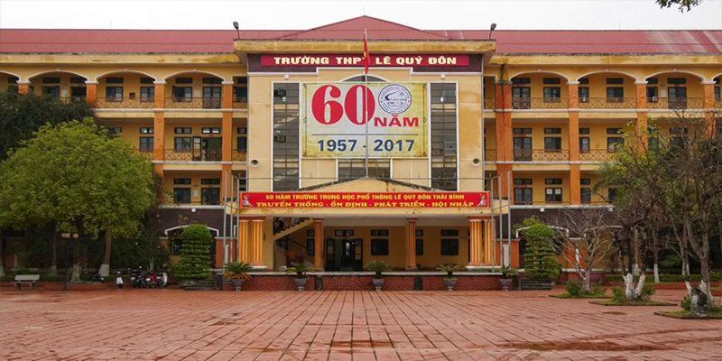 Trường THPT Lê Quý Đôn