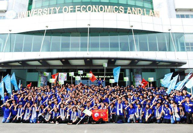 Đại học kinh tế luật – ĐHQG TPHCM
