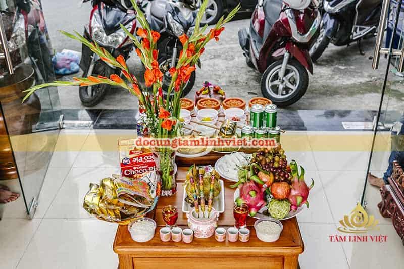 Đồ Cúng Tâm Linh Việt