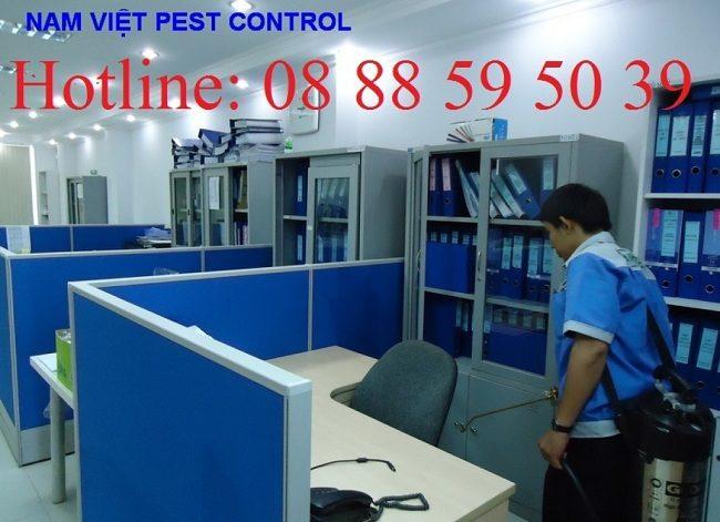 Công ty TNHH TM&DV Trừ mối Nam Việt