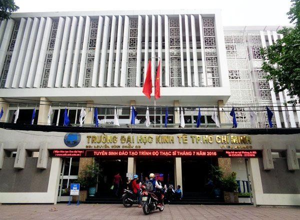 Đại học kinh tế TPHCM (UEH)