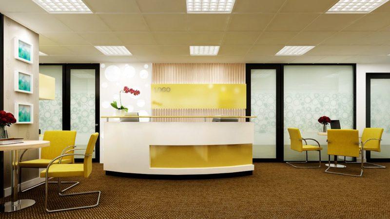 Văn phòng chia sẻ công ty I-OFFICE