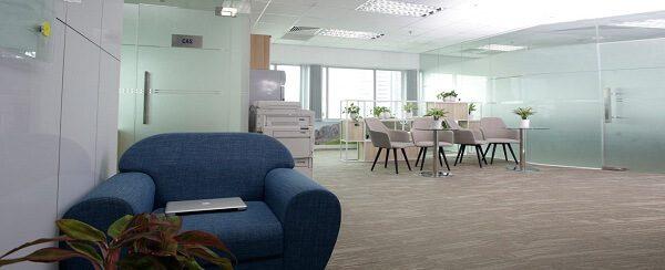 Văn phòng chia sẻ công ty IBC OFFICE