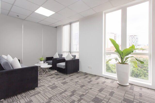 Văn phòng chia sẻ công ty E-SMART
