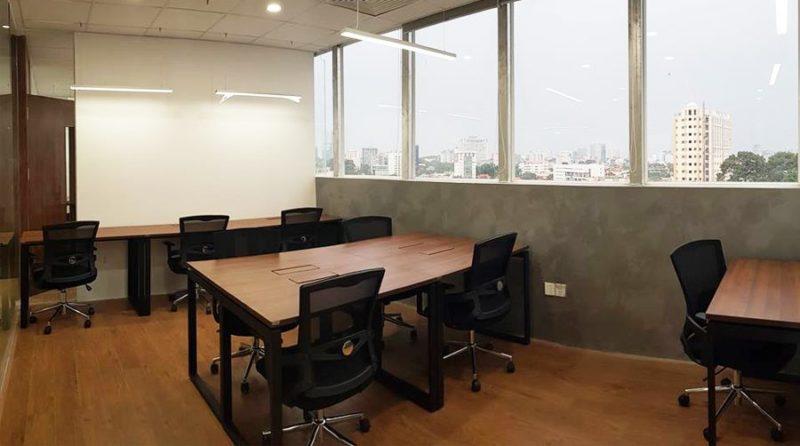 Văn phòng chia sẻ X-OFFICE