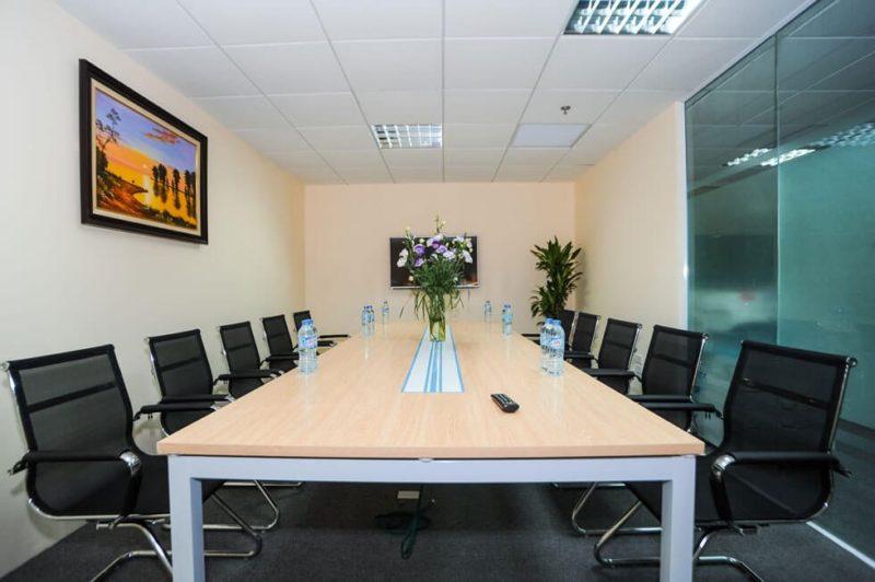 Văn phòng chia sẻ công ty GREEN OFFICE