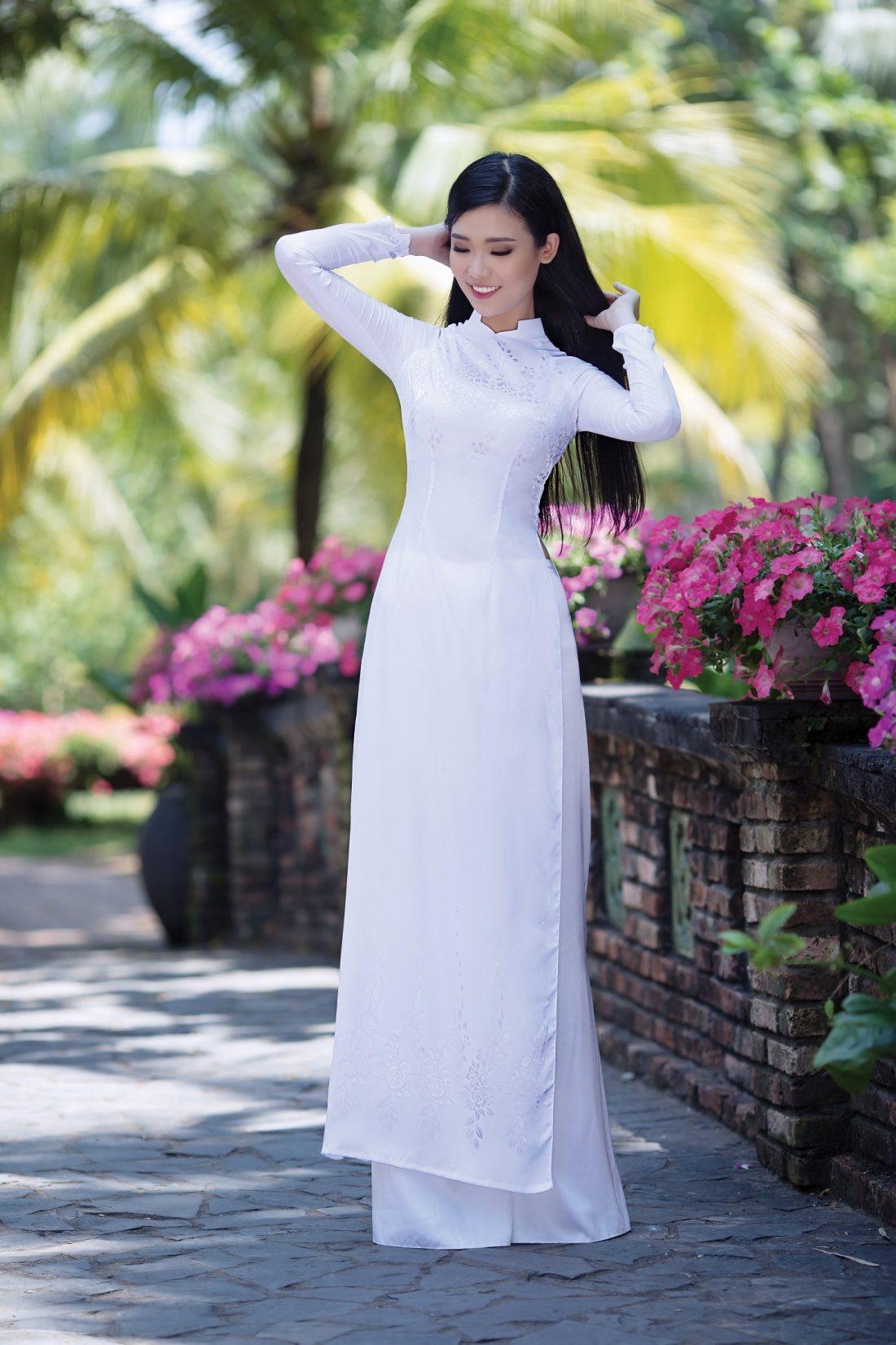 Áo dài Minh Thư