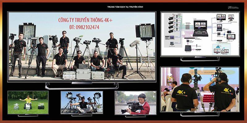 4K+ Livestream chuyên nghiệp (Công ty Truyền thông 4K+)