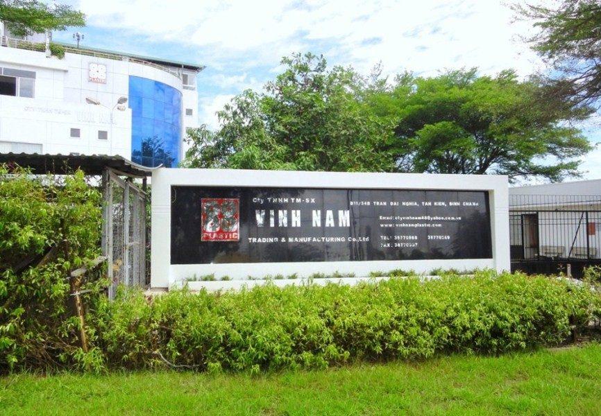 Công ty TNHH SX Vinh Nam