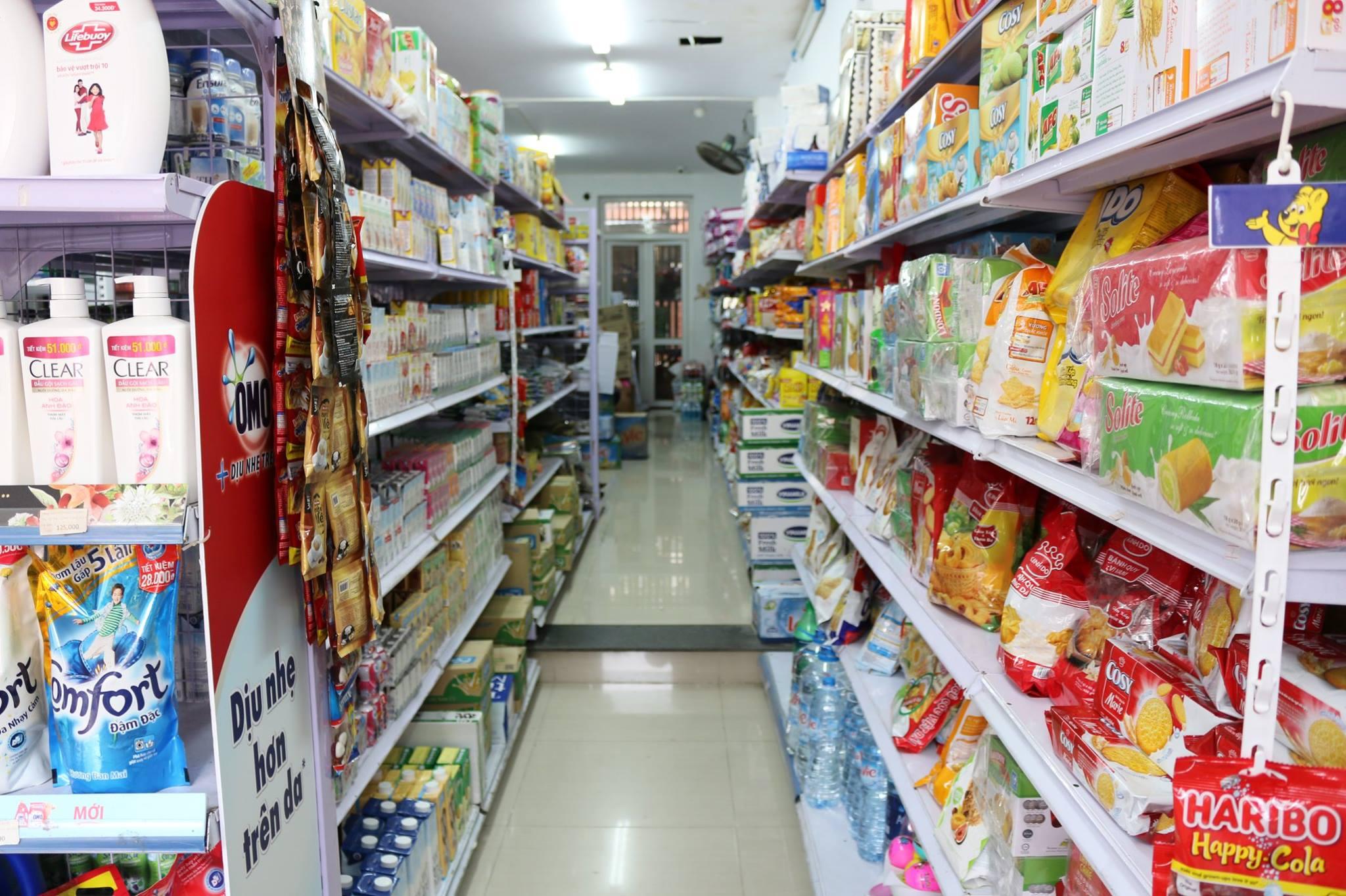 Mở một siêu thị mini thì sao?