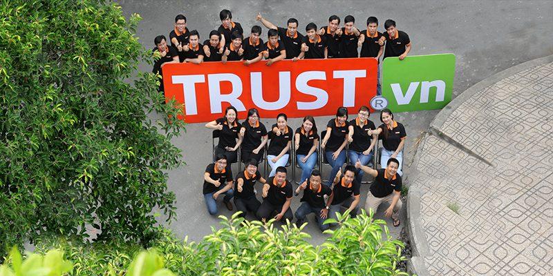 Công ty thiết kế website Trust.vn
