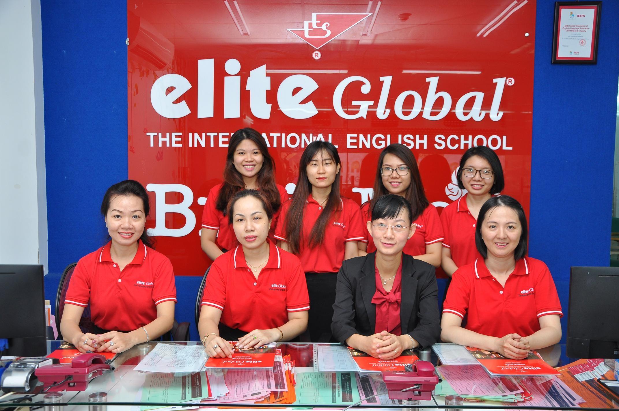Trung tâm anh ngữ quốc tế Elite Global