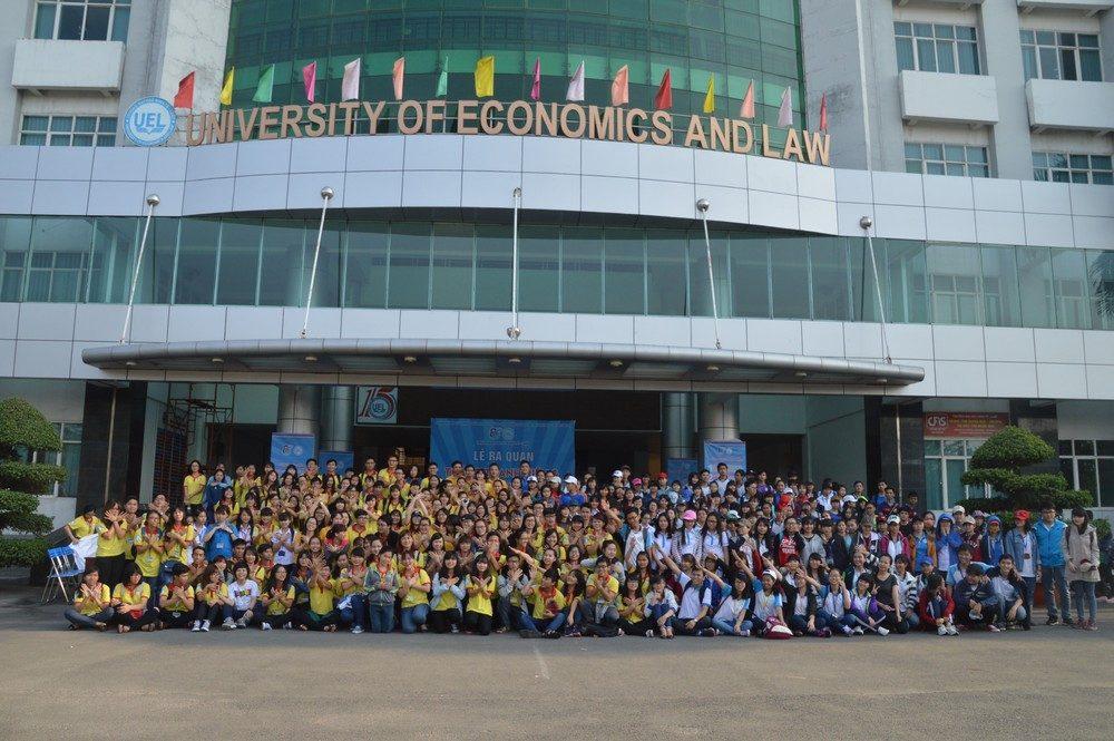 Trường Đại học Kinh tế - Luật TP Hồ Chí Minh