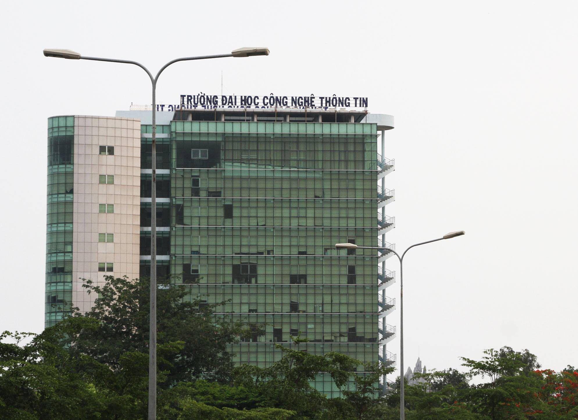 Trường Đại học Công nghệ thông tin - Đại học Quốc gia TP Hồ Chí Minh