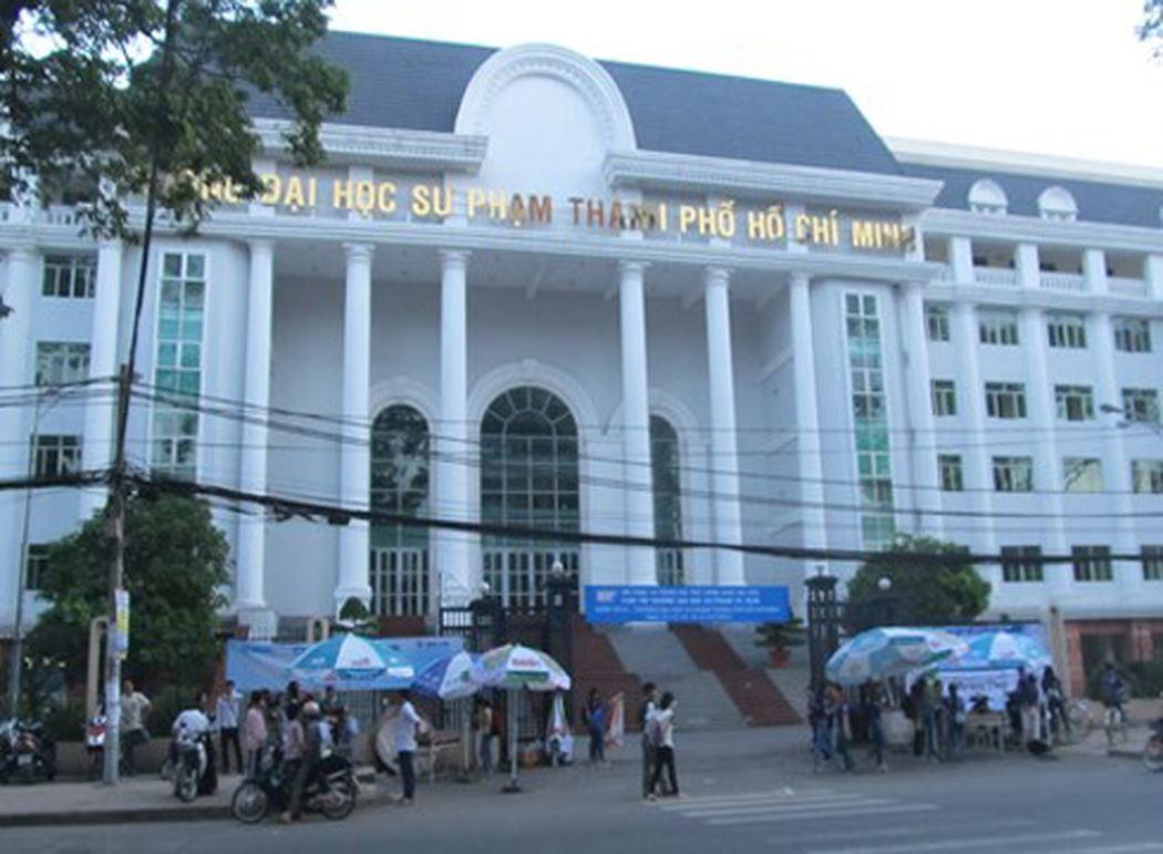 Trường Đại học Sư phạm TP Hồ Chí Minh