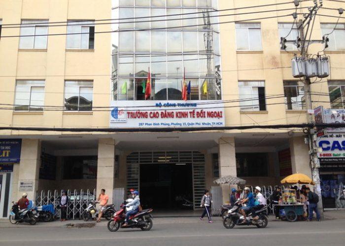 Trường Cao đẳng Kinh tế Đối ngoại