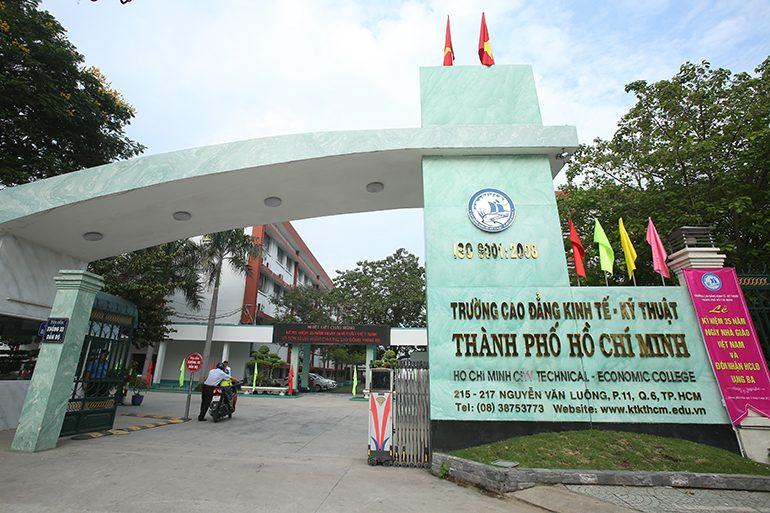 Trường Cao đẳng Kinh tế - Kỹ thuật TPHCM