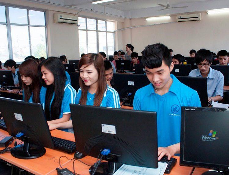 Trường Cao đẳng Công nghệ thông tin TPHCM