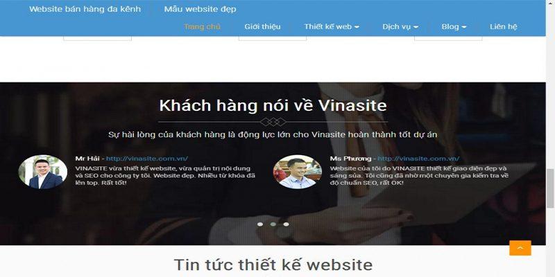 Công ty TNHH VINASITE Việt Nam
