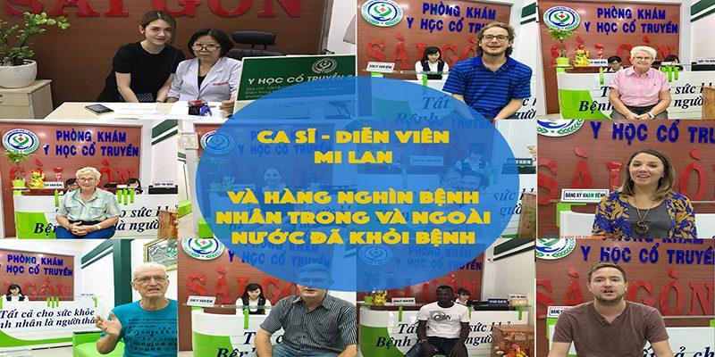 Các ưu điểm khác của Phòng Khám Y Học Cổ Truyền Sài Gòn