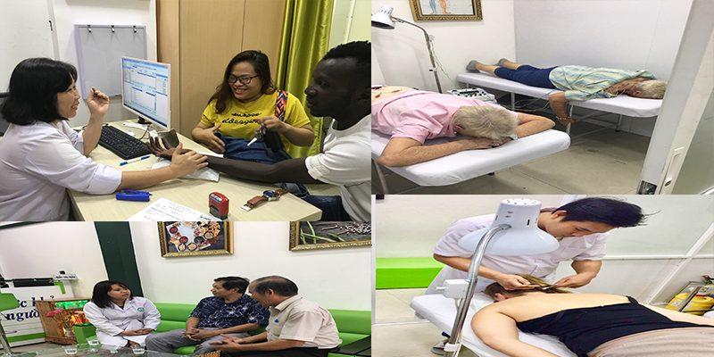 Địa chỉ khám và chữa bệnh thoái hoá đốt sống cổ bằng Đông y tốt ở TPHCM