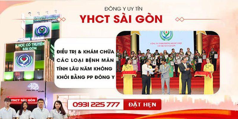 Lý do nên khám chữa bệnh tại Phòng Khám Y Học Cổ Truyền Sài Gòn