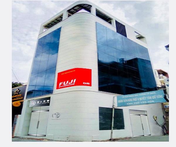 Văn phòng cho thuê -Tòa nhà FUJI Building