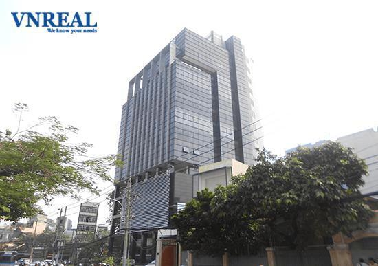 Văn phòng cho thuê- HMC Tower
