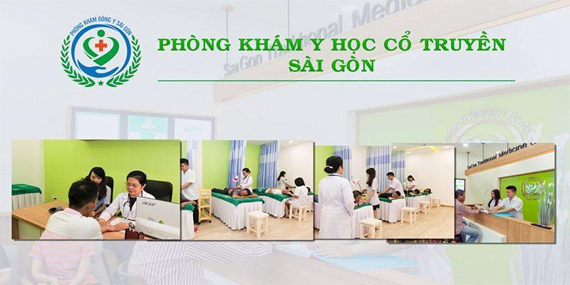 Phòng khám y học cổ truyền Sài Gòn là phòng khám uy tín và tốt nhất ở TPHCM