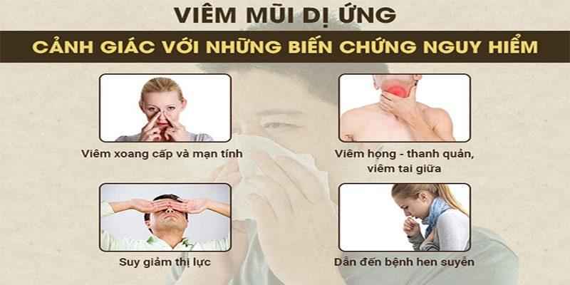 Tìm hiểu sơ lược về bệnh viêm mũi dị ứng