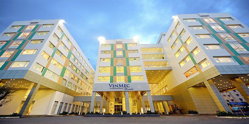 Địa chỉ bệnh viện, phòng khám thuộc hệ thống Vinmec trên toàn quốc