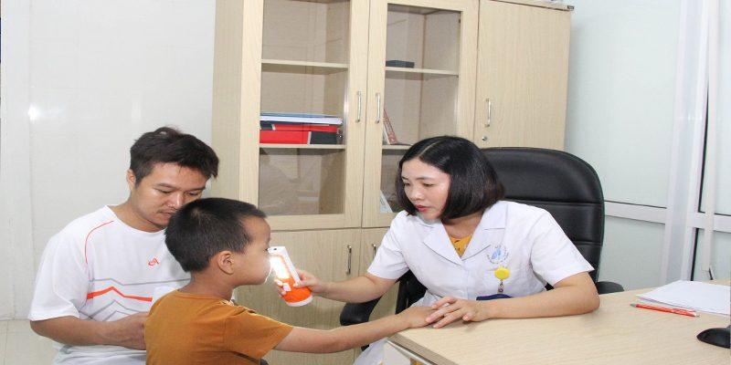 Các khoa phòng tại Bệnh viện Da liễu Trung ương Hà Nội