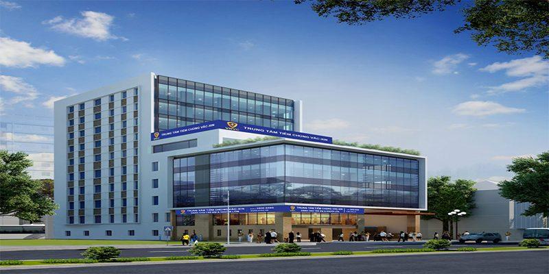 VNVC – Công ty Cổ Phần Vacxin Việt Nam, Hệ thống tiêm chủng Vacxin an toàn