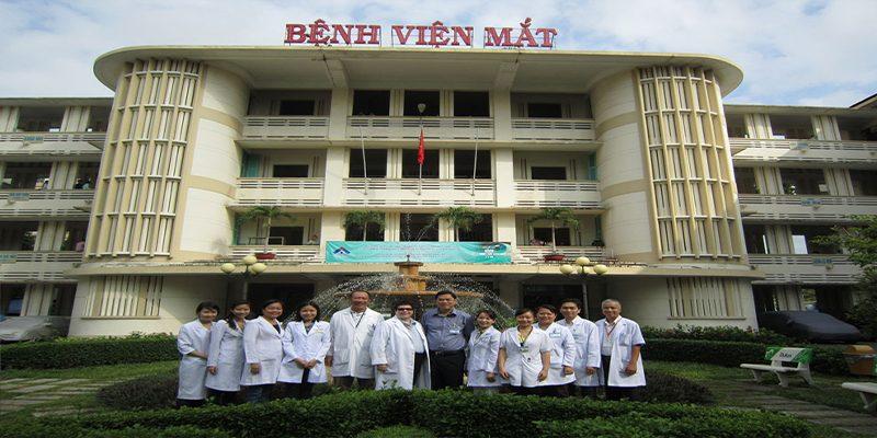 Thời gian làm việc của Bệnh Viện Mắt Điện Biên Phủ Quận 3 TPHCM