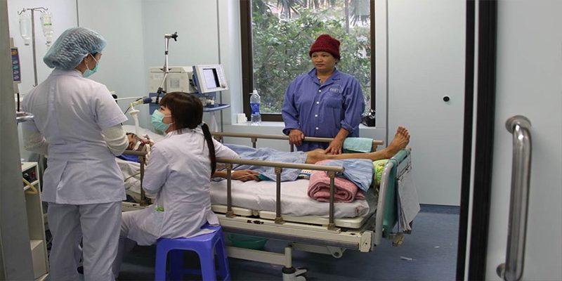 Chức năng nhiệm vụ của Bệnh viện