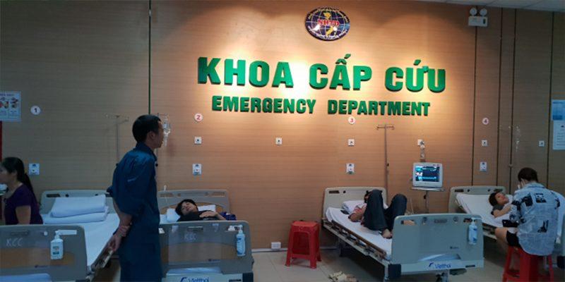 Bệnh viện Bệnh nhiệt đới Trung ương khám chữa bệnh gì?
