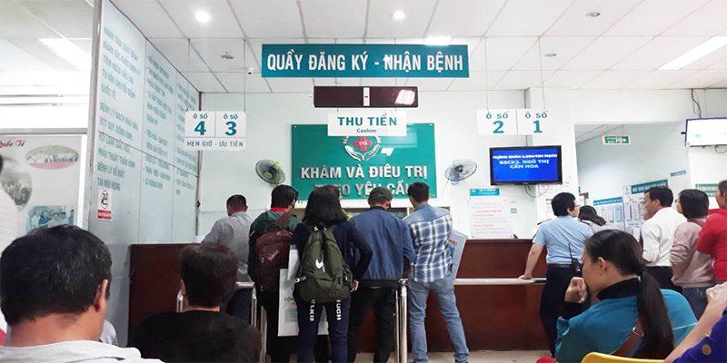 Quy trình đăng ký khám chữa bệnh tại bệnh viện nhân dân 115