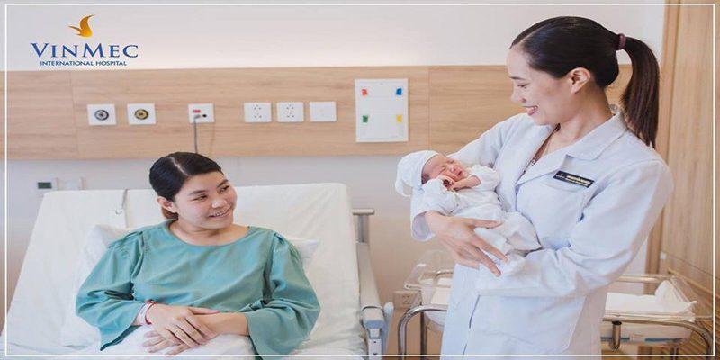 Kinh nghiệm sinh đẻ ở bệnh viện Vinmec từ A đến Z