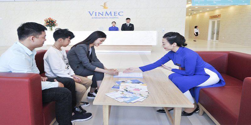 Khám chữa bệnh tại Vinmec với nhiều ưu điểm