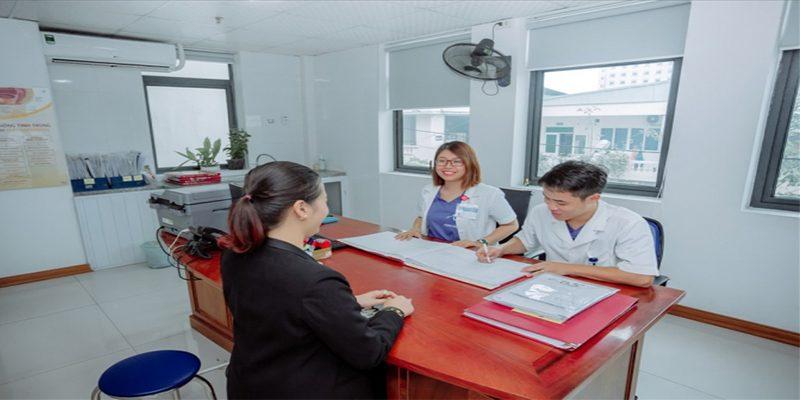 Bác sĩ Luyện Thị Ngọc Dung – bác sĩ khoa Sản phụ khoa – Hiếm muộn, Bệnh viện Nam học – Hiếm muộn Việt Bỉ