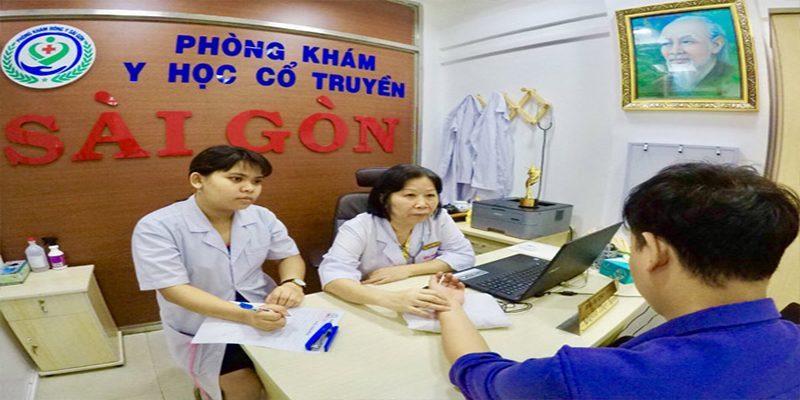 Khám chữa bệnh chàm hiệu quả tại Phòng Khám YHCT Sài Gòn