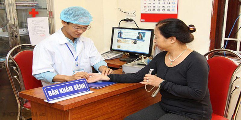 Bác sĩ Đinh Xuân Hoàng