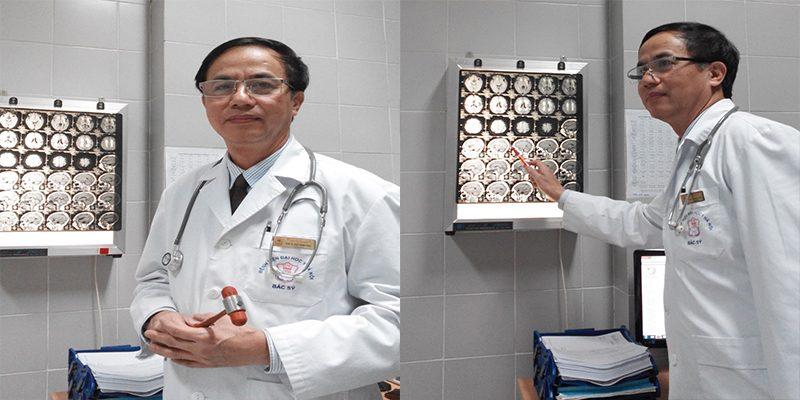 Các bác sĩ thần kinh, chuyên khoa nội, ngoại thần kinh giỏi tại Hà Nội