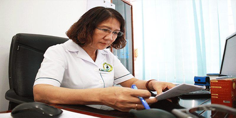 Thạc sĩ – Bác sĩ Nguyễn Thị Tuy