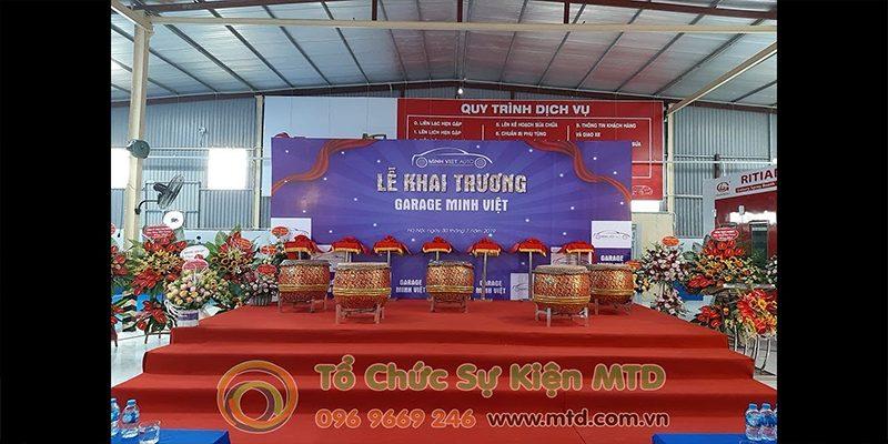 Công ty Tổ chức sự kiện MTD Việt Nam