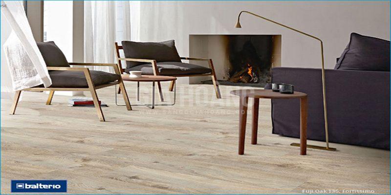 Sàn gỗ Bỉ Balterio